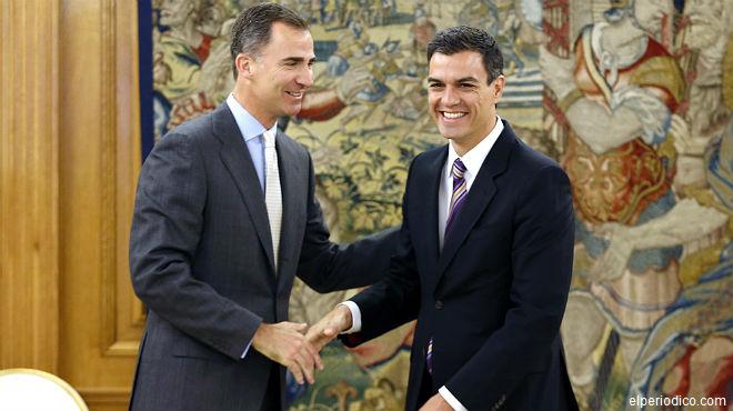 """Pedro Sánchez intentará formar Gobierno con """"las fuerzas del cambio"""""""