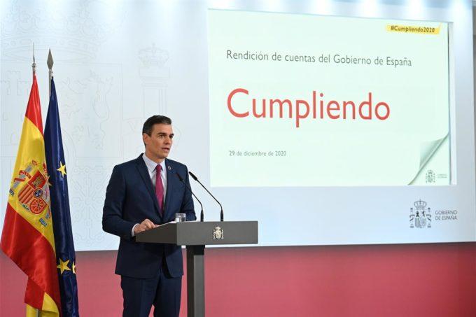 """Pedro Sanchez: """"Suntem acum cu 10% mai săraci decât în urmă cu un an"""""""