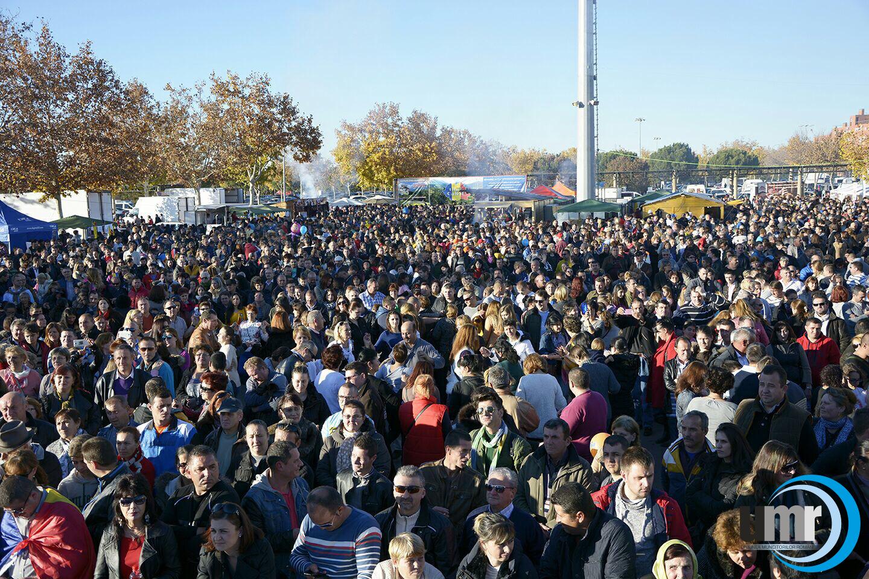 Peste 14.000 de români din Comunitatea Madrid au petrecut de Ziua Națională a României