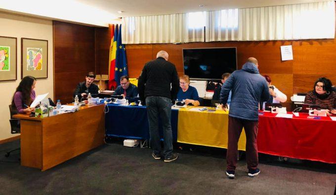 Peste 800.000 de români, la urne, în a treia zi de vot în diaspora