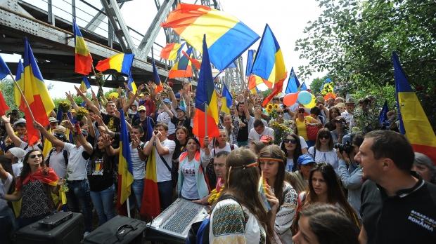 Platforma Unionistă Acțiunea 2012 solicită reunirea cu România