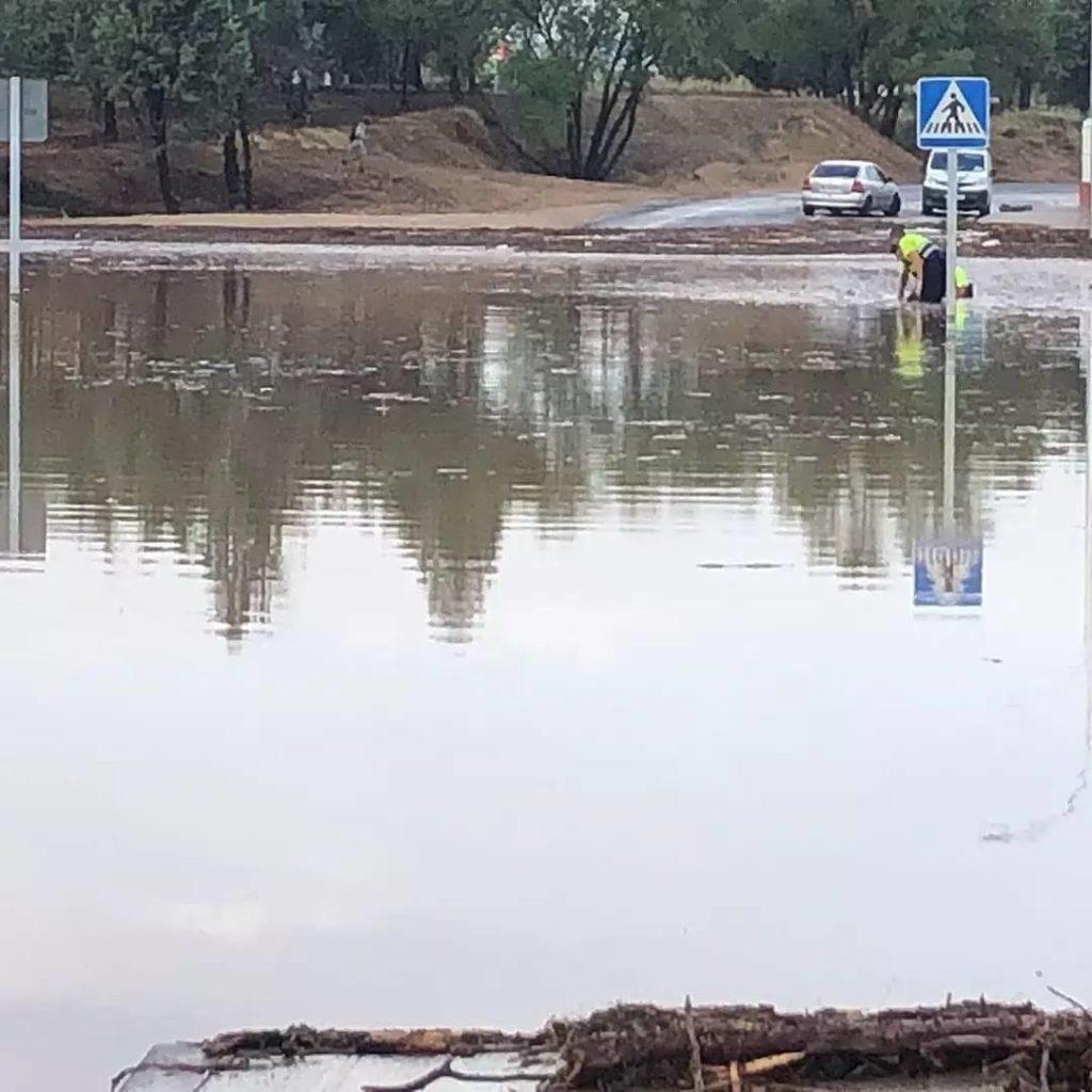 Ploile diluviene din Spania au provocat pagube materiale importante; nu au fost raportate victime