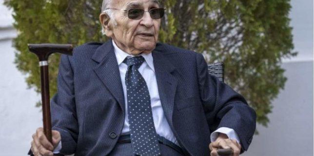 Poetul spaniol Francisco Brines va fi recompensat cu Premiul Cervantes
