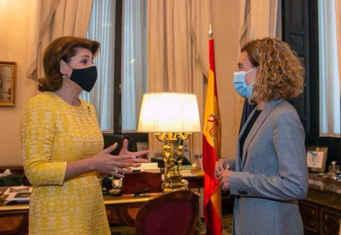 Posibilitatea organizării, în 2021, a primului Forum interparlamentar româno-spaniol, analizată la Madrid