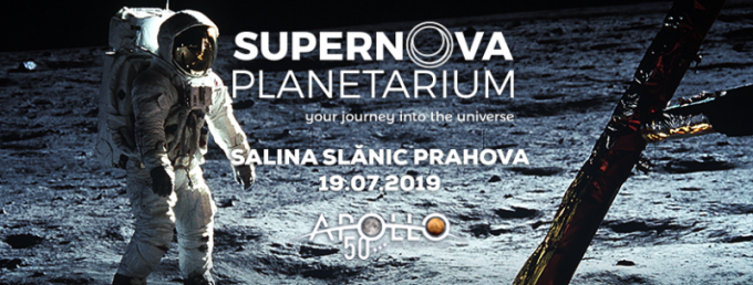Prahova: Cel mai mare planetariu din România va fi inaugurat la Salina Slănic