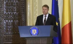 Președintele Iohannis îi solicită premierului abrogarea OUG privind Codurile penale