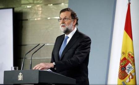 Premierul Mariano Rajoy cere ca parlamentul catalan să fie format pe 17 ianuarie