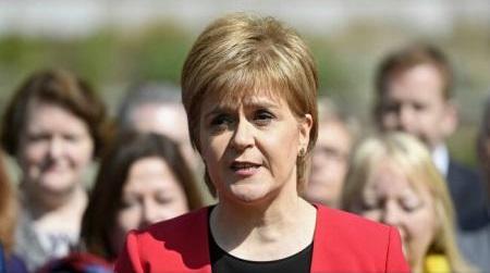 Premierul Nicola Sturgeon: Dacă separatiștii scoțieni câștigă alegerile, Londra trebuie să accepte un nou referendum