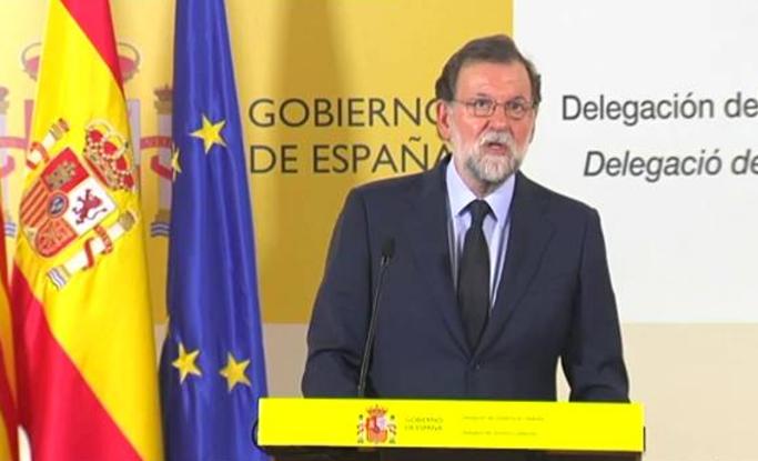 Premierul Rajoy a decretat 3 zile de doliu. Spania întreagă, alături de Barcelona împotriva terorismului