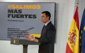Premierul spaniol anunţă creşterea impozitelor, ca urmare a crizei economice provocate de COVID-19