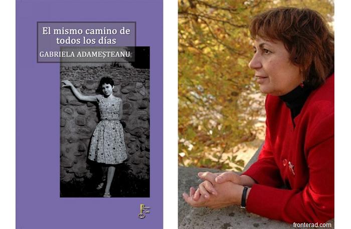 """Presentación del libro """"El mismo camino de todos los días"""" de Gabriela Adameşteanu"""