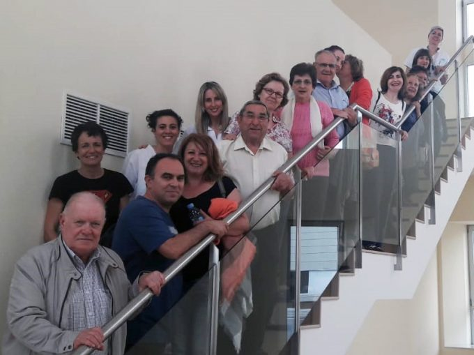 Prima școala de pacienți experți în ictus a spitalului din Torrejón, pregătește mai bine de 40 de pacienți