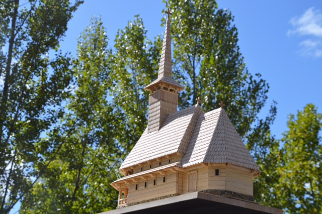 Prima biserică maramureșeană din Spania va fi adusă la Burgos