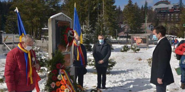 Primarul Allen Coliban: Vrem să facem toate monumentele cu care Braşovul le este dator eroilor săi din 87 şi 89