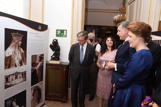 Principele Radu, la Madrid: Regina Maria - cea mai cunoscută personalitate românească în afara ţării
