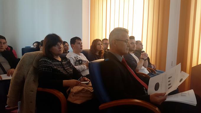 Program USH Pro ANTREPRENORIAT - eveniment cu impact antreprenorial, dedicat studenților