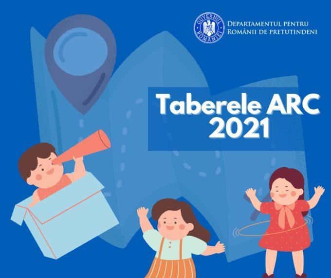 Programul de tabere ARC 2021