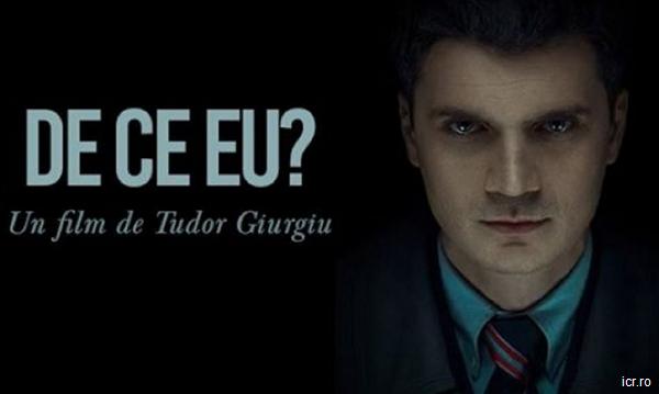 """Proiecţia filmului De ce eu? în cadrul proiectului """"Mucho (+) que cine - El cine europeo va a las aulas 2016"""""""
