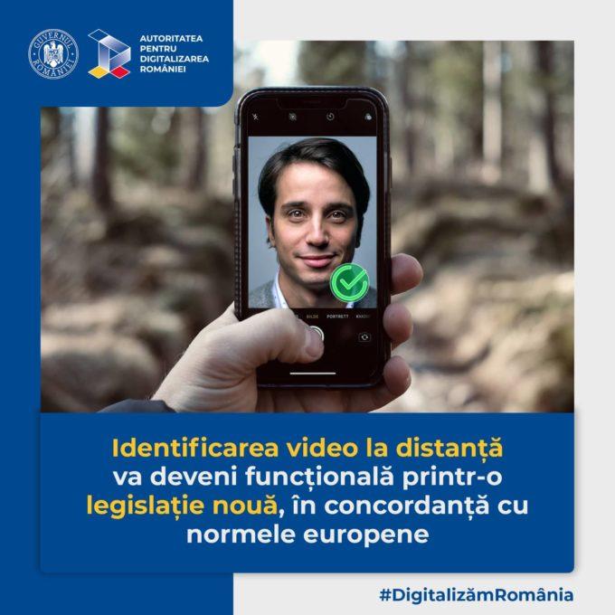 Proiect de Hotărâre privind procedura de identificare a persoanei la distanță utilizând mijloace video