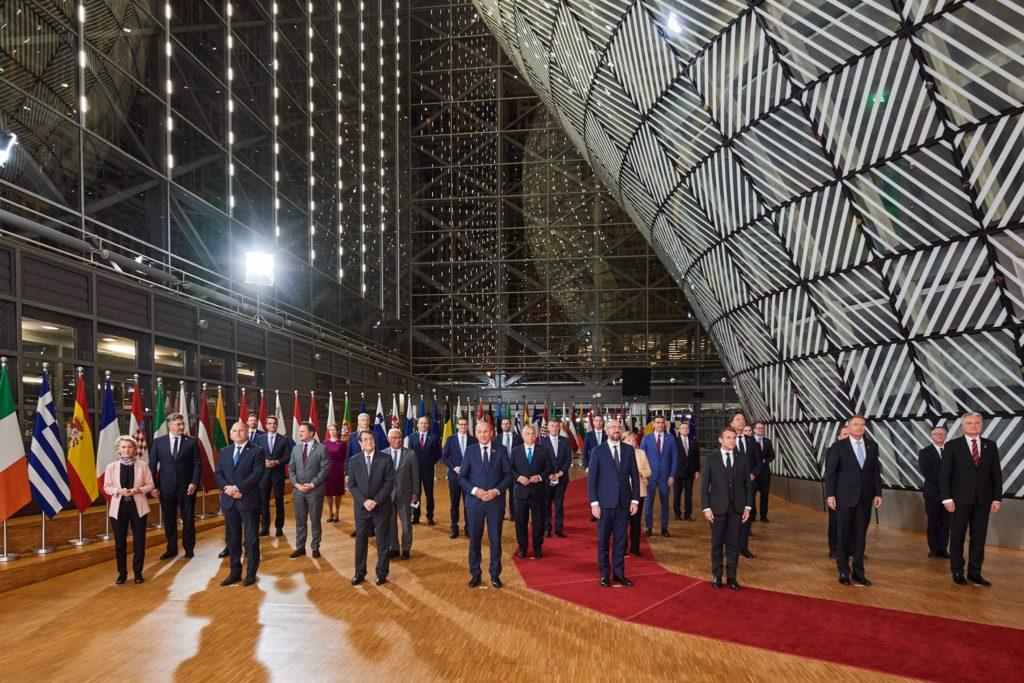 Puţine soluţii găsite la summitul european în chestiunile presante, mai ales creşterea preţului la energie