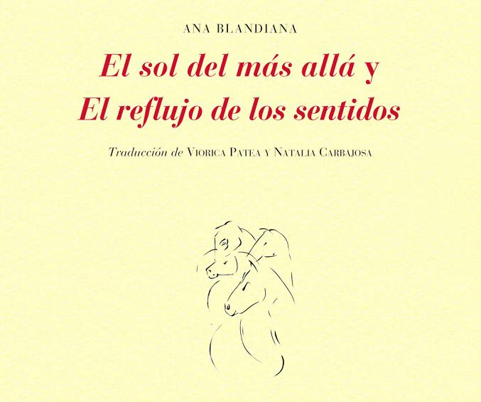 RECOMENDACIÓN: El sol del más allá y El reflujo de los sentidos de Ana Blandiana