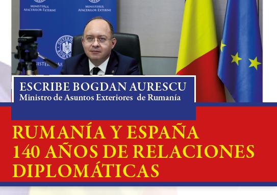 RUMANÍA Y ESPAÑA 140 AÑOS DE RELACIONES DIPLOMÁTICAS-2