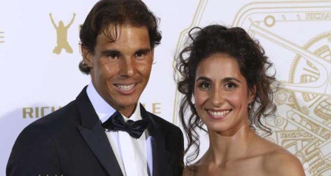 Rafael Nadal s-a căsătorit cu partenera lui de viaţă, Mery Perello, în Mallorca