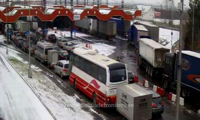Recomandări privind tranzitarea tuturor punctelor de frontieră deschise traficului internaţional