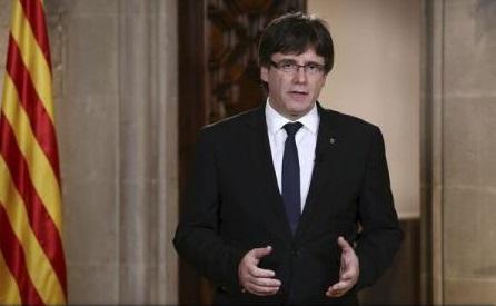 Referendum în Catalonia: Carles Puigdemont nu se teme de o eventuală arestare