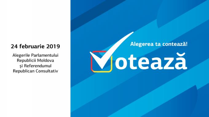 Republica Moldova: Comisia Electorală Centrală a stabilit numărul exact de secţii de votare