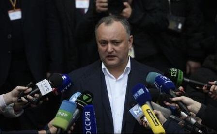 Republica Moldova: Igor Dodon atacă, din nou, Bucureștiul și trimite un avertisment unioniștilor