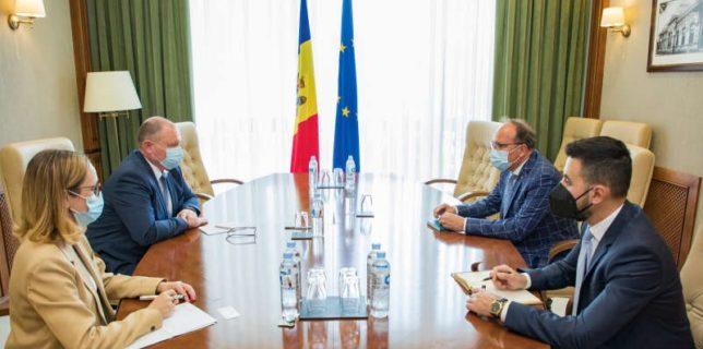 Republica Moldova mulţumeşte României pentru ajutorul umanitar din sectorul medical şi dozele de vaccin împotriva COVID-19