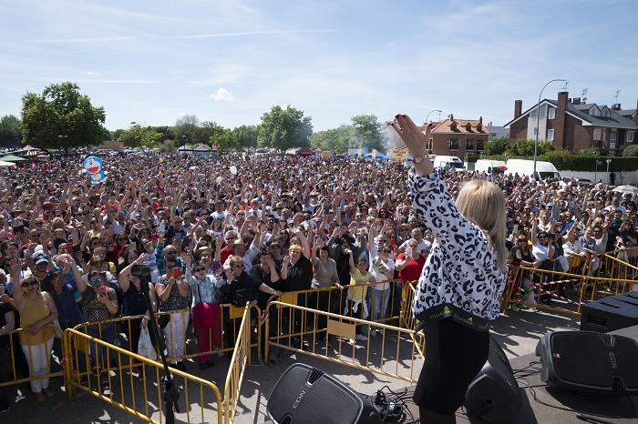 Români Spania: Festival extraordinar cu participare numeroasă, la San Fernando de Henares, Madrid