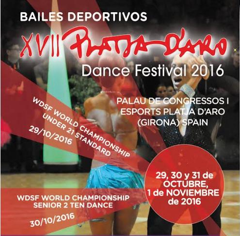 Dance Festival 2016: România încearcă să cucerească o nouă medalie mondială în Spania