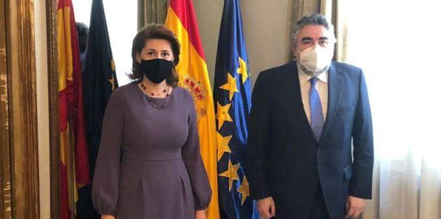 România şi Spania au în vedere elaborarea unui Memorandum de Înţelegere între ministerele culturii