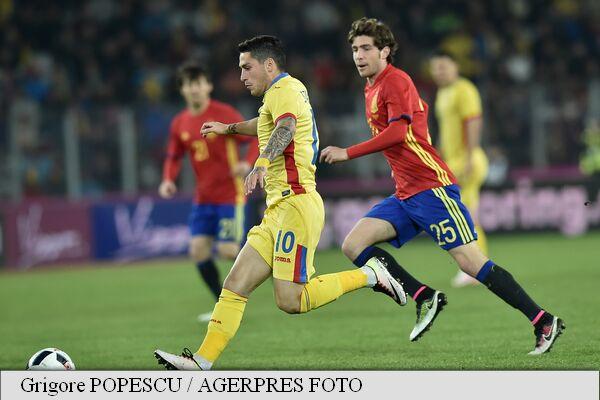 România și Spania au terminat la egalitate, 0-0. Rezumatul complet al meciului