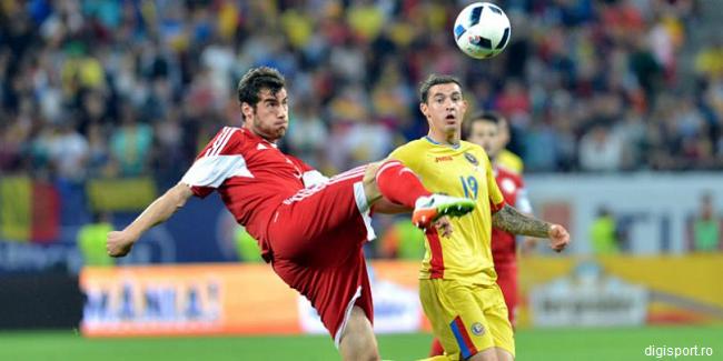 România - Georgia 5-1, în ultimul meci de pregătire pentru EURO 2016