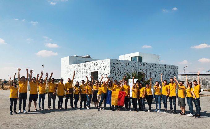 România a câştigat locul patru la concursul mondial de case solare Solar Decathlon din Dubai