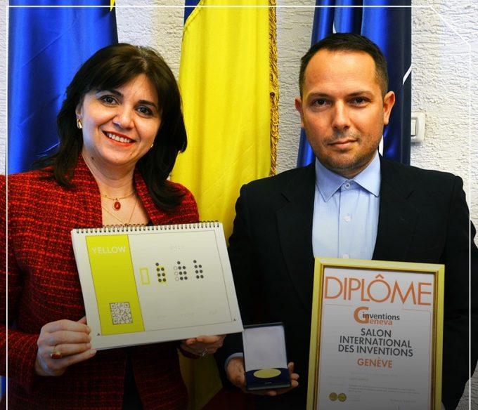 România va deveni, oficial, prima țară din lume care implementează Alfabetul Scripor destinat persoanelor nevăzătoare sau cu alte dizabilități