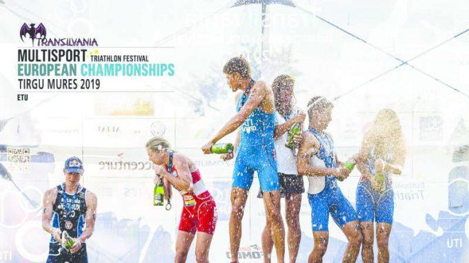 România va găzdui în 2019 Campionatele Europene de Triatlon Multisport