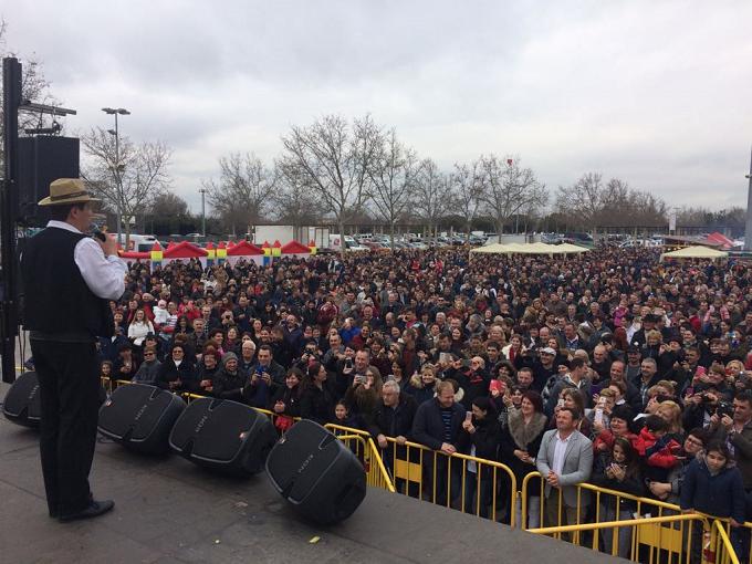 VIDEO: Românii din Comunitatea Madrid au petrecut la un festival dedicat Zilei Femeii și Zilei Mamei