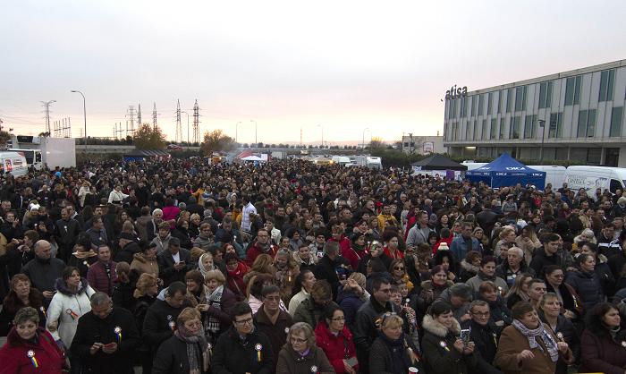 Românii din Spania au sărbătorit uniți la festivalul de Centenar, dedicat Zilei Naționale a României, la Torrejón de Ardoz