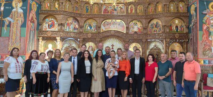 Românii din provincia spaniolă Almeria au primit vizita ministrului Natalia-Elena Intotero