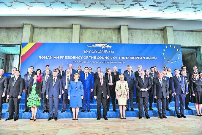 Romania2019.eu - Priorităţile Preşedinţiei României la Consiliul UE, pe agenda sesiunii PE