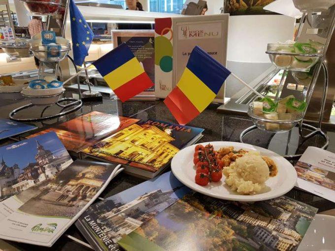 ''Romanian flavours'' - Bucătărie românească la Consiliul Uniunii Europene