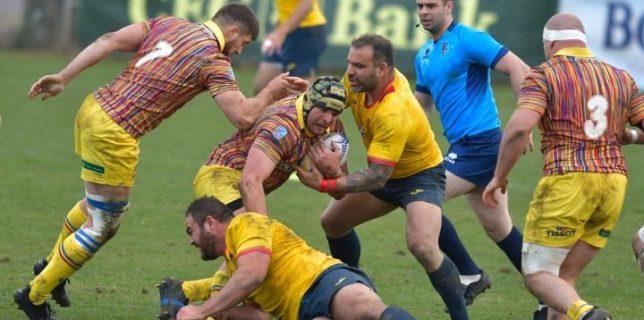 Rugby Europe Championship: România a învins Spania, la Bucureşti