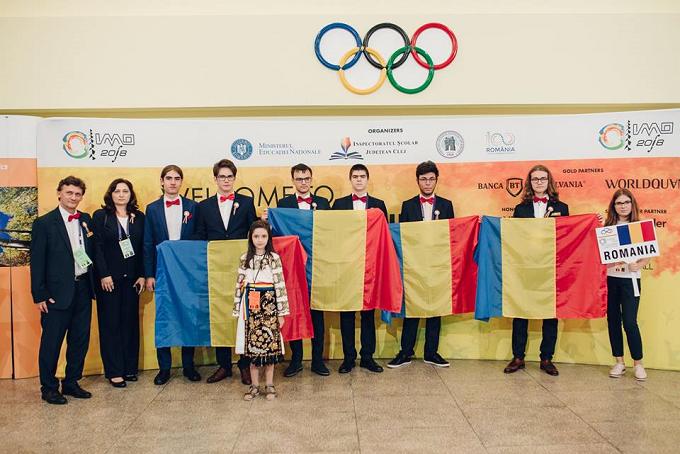 Rumanía: El lugar 33 con oro, plata, bronce y dos menciones especiales en la 59 Olimpiada Internacional de Matemática