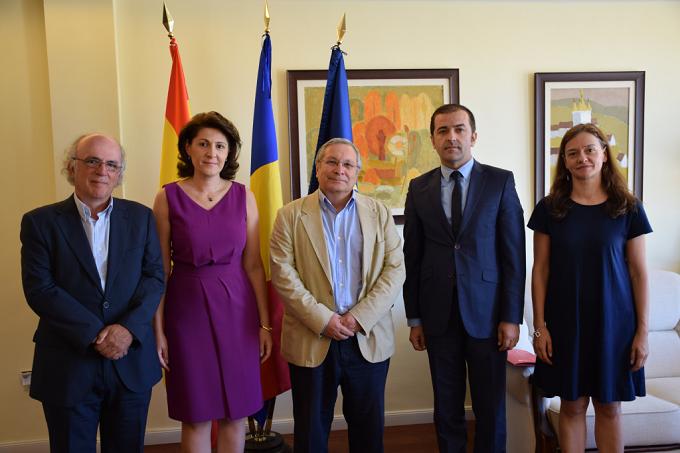 Rumanía, País Invitado en la 77-a edición de la Feria del Libro de Madrid