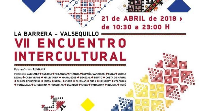 Rumanía - País anfitrión en el VII Encuentro Intercultural de La Barrera-Valsequillo de Gran Canaria