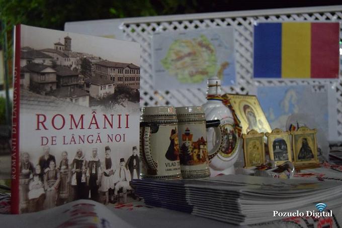 Rumania ha participado en la 33 Edición de la Semana Cultural 2017 de Pozuelo de Calatrava